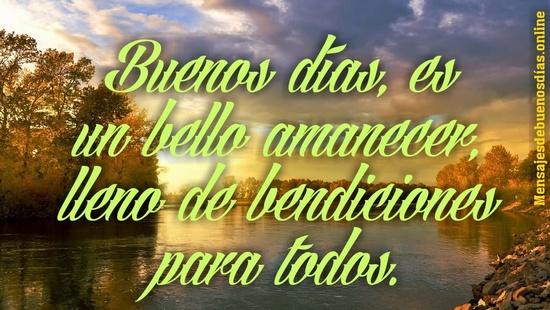 Imágenes De Buenos Días Cristianas Muy Buenos Días