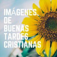 imagenes de buenas tardes cristianas