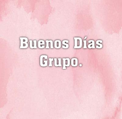 Imágenes de Buenos Días Grupo
